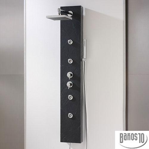 Ba os 10 columnas de hidromasaje platos de ducha ba eras - Columnas de duchas ...