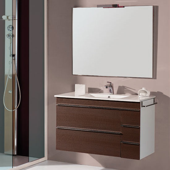 la serie dispone de muebles auxiliares muebles de baño hermes