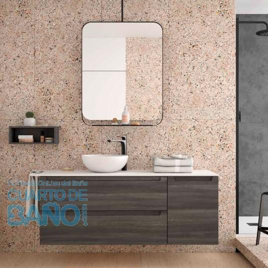 Mueble de baño MODULAR MONTERREY Salgar de 140 cm (100+40 ...