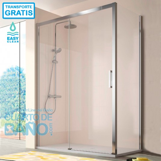Mampara de ducha frontal 400 de Kassandra