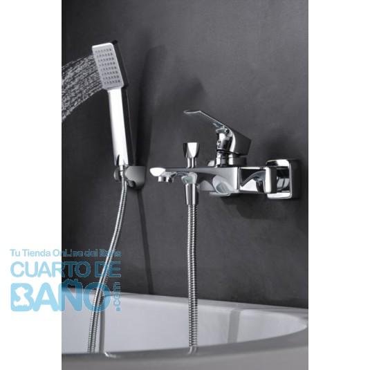 Grifo bañera serie Bali BDI017-4 de IMEX Grifería