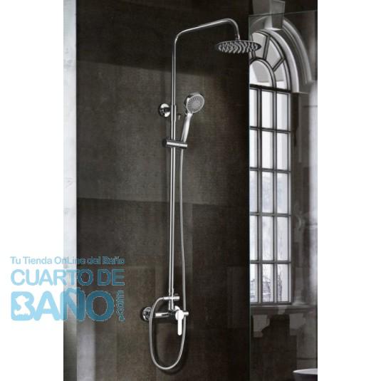Barra de ducha serie Roma BDR001 de IMEX Grifería