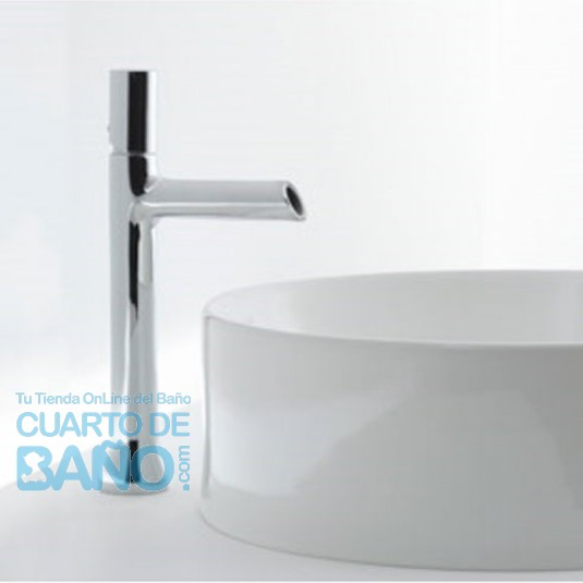 Grifo de lavabo monomando alto TOOBI cromo JCD-E8960CP