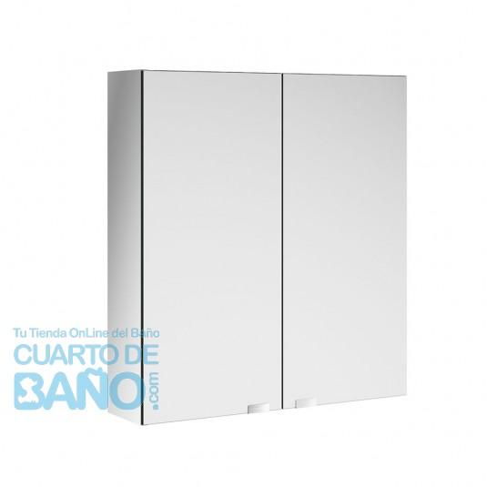 Armario de baño con espejo doble ALLIANCE Salgar 600 con interruptor y enchufe