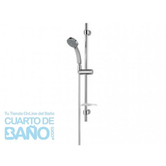 Conjunto barra ducha y teleducha CITRUS 90 JCD-E12907CP