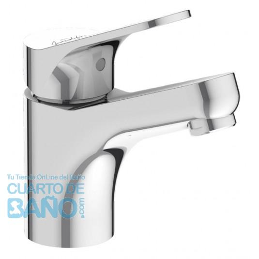 Grifo de lavabo monomando con desagüe automático versión ahorro BRIVE cromo JCD-E75759CP