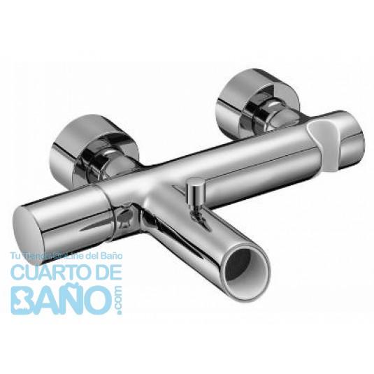 Grifo de baño-ducha monomando inst.mural TOOBI cromo JCD-E8963CP