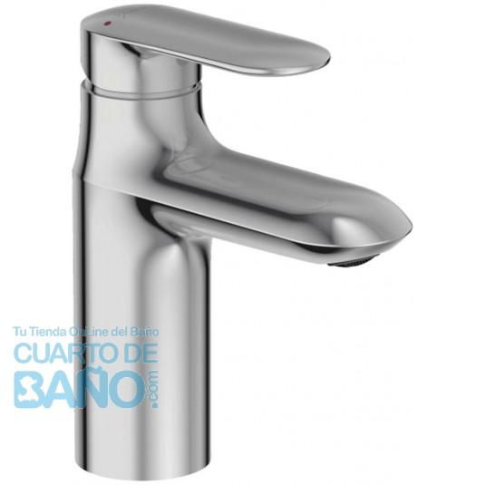 Grifo de lavabo monomando KUMIN MEDIO Jacob Delafon cromo E99447CP