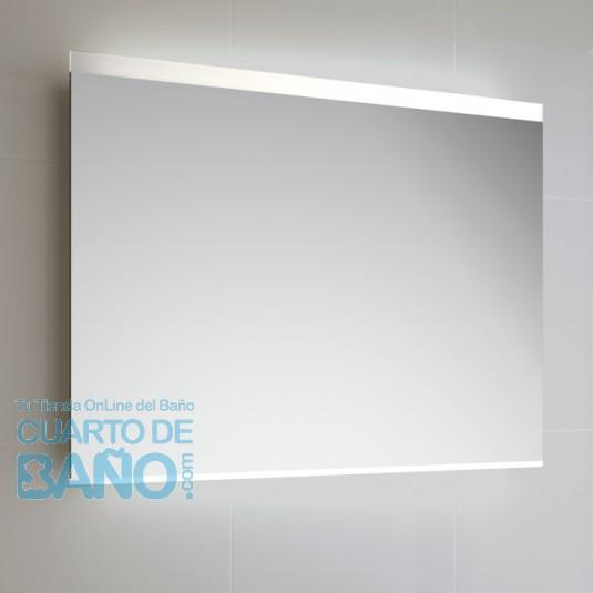 Espejo baño UP&DOWN Salgar H 800x600 iluminación led (9,6/4,8 W) 21736