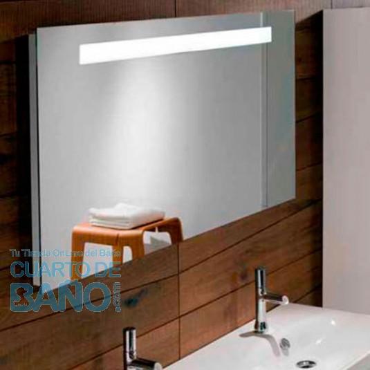Ambiente espejo baño 1400x650 iluminación led y antivaho JCD-EB1420-NF