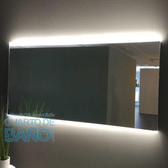 Espejo baño UP&DOWN Salgar H 1200x600 iluminación led (9,6/4,8 W) 21738  CuartodeBaño.com