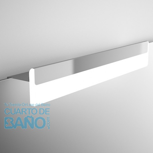 Aplique baño ESTORIL 500 Salgar 500x76x79 iluminación led (6W) 20728