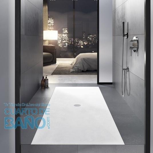 Plato de ducha HIT en Solid Stone de Baños 10
