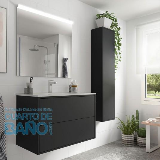 Mueble de baño OPTIMUS Salgar 80 cm con LAVABO