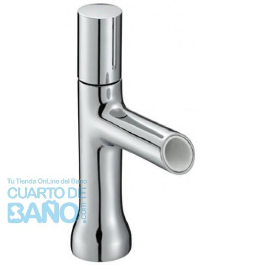 Grifo de lavabo monomando TOOBI cromo JCD-E7329CP Blanco