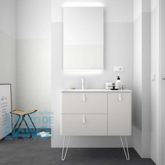 Mueble de baño UNIIQ NATA Mate Salgar 120 cm