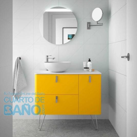 Mueble de baño UNIIQ SOL Mate Salgar 120 cm