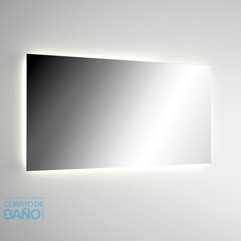 Espejo Baño Led | Espejo Bano Reflexo 1000 Salgar Led 15 36 W 20741