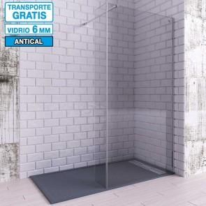 Mampara de ducha dos Hojas Fijas BAMBU de Seviban