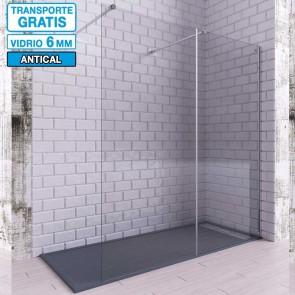 Mampara de ducha dos Hojas Fijas MELODY de Seviban
