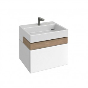 Mueble de baño TERRACE con lavabo de 60 cm