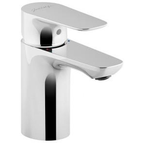 Grifo de lavabo monomando ALEO Jacob Delafon con VACIADOR AUTOMATICO cromo E72275CP