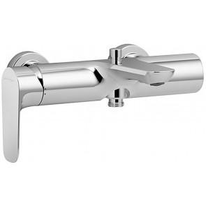 Grifo de baño-ducha monomando ALEO Jacob Delafon cromo E72282-CP