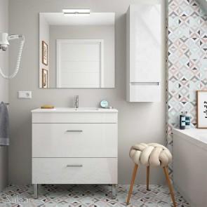 Mueble de baño ALMAGRO Salgar 60 cm con LAVABO