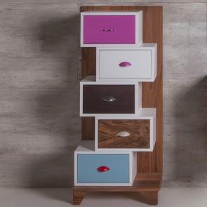 Mueble auxiliar de baño VINTAGE ZigZag ANCHO 60 cm Verrochio