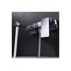 Grifo bañera serie Fiyi BDF016-4 de IMEX Grifería