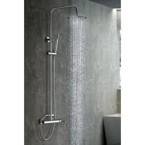 Barra de ducha serie Milan BDM002 de IMEX Grifería