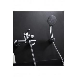 Grifo bañera serie Roma BDR001-4 de IMEX Grifería