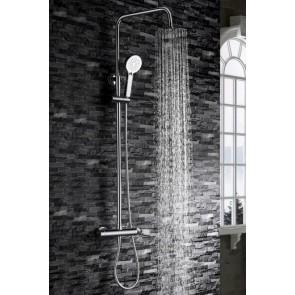Barra de ducha serie Nassau BDU014 de IMEX Grifería