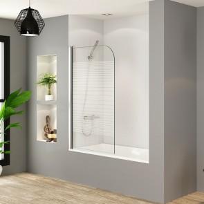 Biombo bañera Micropuntos SCREEN  1 puerta