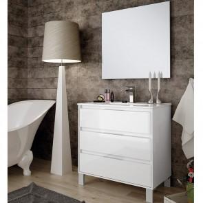 Mueble de baño BRUSELAS con 3 o 6 cajones. De 60 | 80 | 100 | 120 cm