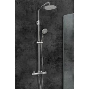 Barra de ducha termostatica serie Bled BTB010 de IMEX Grifería