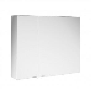 Armario de baño con espejo doble ALLIANCE Salgar 800 con interruptor y enchufe