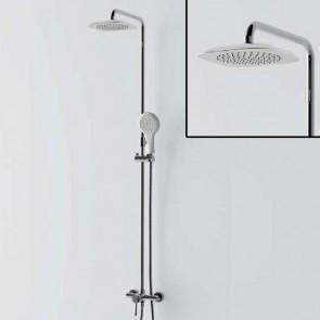 Sistema de ducha monomando Carola II de Kassandra COO13