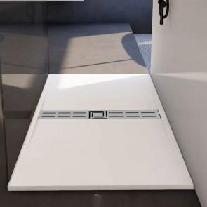 Plato de ducha Solid Surface CENTER de BSurface