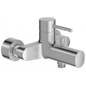 Grifo de baño-ducha monomando CUFF Jacob Delafon cromo E45532CP