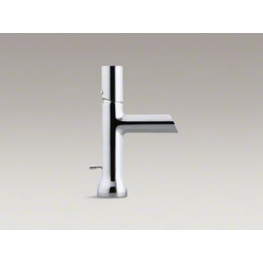Grifo de lavabo monomando con desagüe automático TOOBI cromo JCD-E8959CP