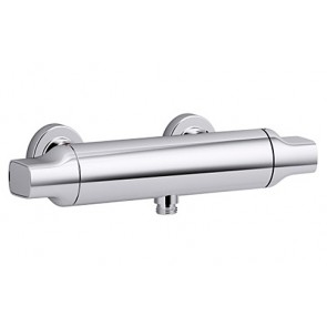 Grifo de ducha termostatico ALEO Jacob Delafon cromo E72352CP