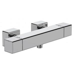 Grifo de ducha termostatico STRAYT Jacob Delafon cromo E9096CP