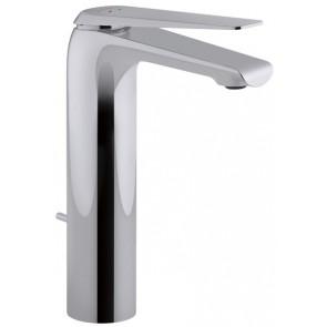 Grifo de lavabo monomando AVID con VACIADOR AUTOMATICO Jacob Delafon ALTO cromo E97347CP