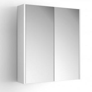 Armario de baño SCHWAN 800 Salgar 800x145x650 mm blanco 24067