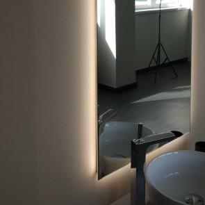 Espejo Baño REFLEXO 80 cm Salgar H/V led