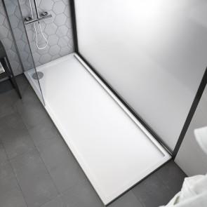 Ambiente plato de ducha acrílico Evolution Blanco