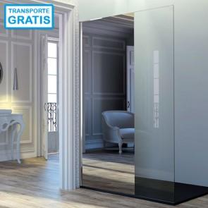 Mampara de ducha hoja fija espejo mirastar FRESH FR803 de Kassandra.