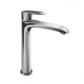 Grifo de lavabo monomando DANN Kassandra ALTO Cromo DN005