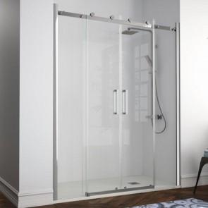 Mampara de ducha frontal LIBERTY LI100 de Kassandra.